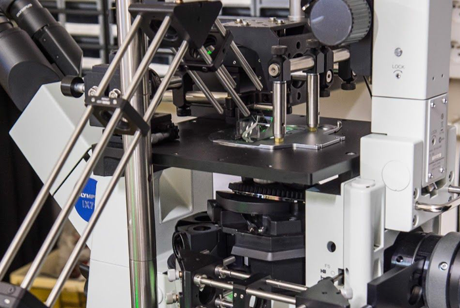 Holographic microscope for nm-precision, real-time, and 3D nanoparticle tracking